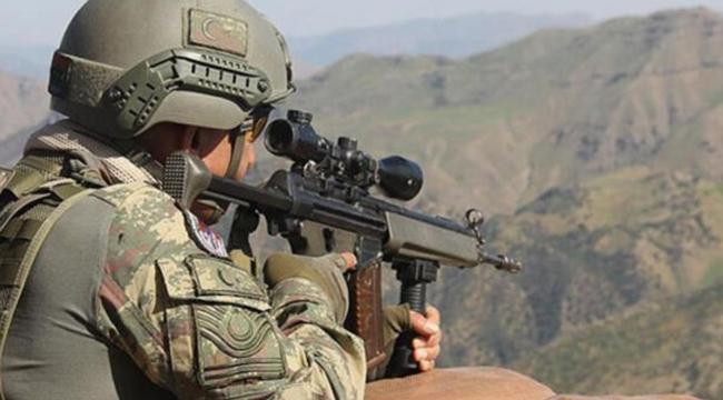 Bitlis'te öldürülen 3 PKK'liden 2'si gri listeden