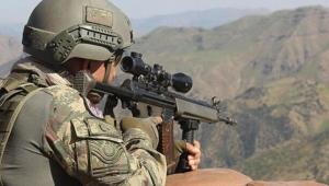 Bir milyon lira ödülle aranan PKK'li teslim oldu
