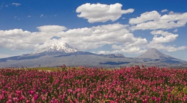 Doğu'nun güzelliği, Ağrı Dağı Milli Parkı
