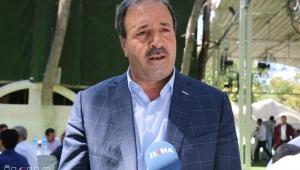 """Şanlıurfa Milletvekili Özcan: """"Vaka artışı katı kuralları yeniden şehrimize getirebilir"""""""