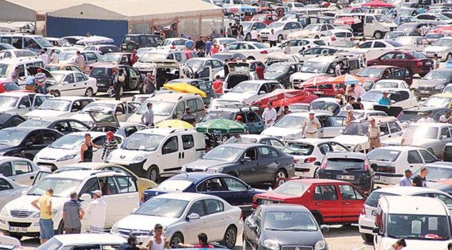 Ağrı'da bin 294 araç el değiştirdi