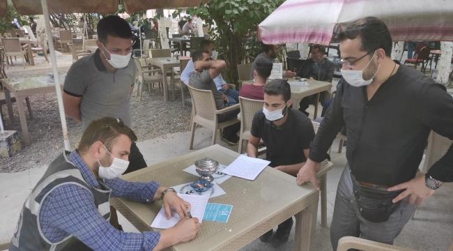 Ağrı'da Coronavirus denetimleri devam ediyor