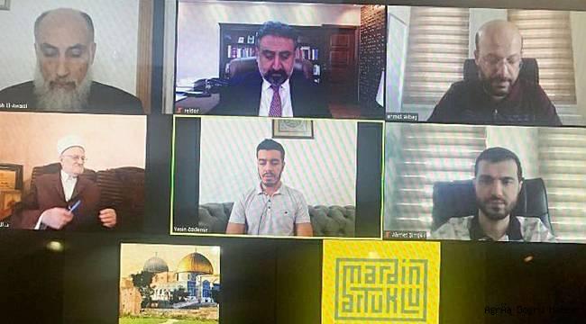 """Mardin'de """"Uluslararası 20. Beytülmakdis Akademik Sempozyumu"""" tamamlandı"""