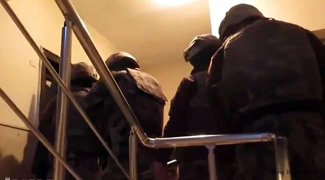 Ağrı ve Iğdır'da uyuşturucu operasyonu: 4 tutuklama