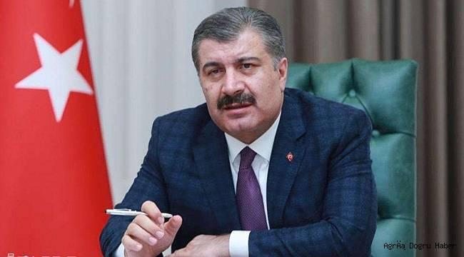 """Sağlık Bakanı Koca'dan """"kısıtlama başlıyor"""" uyarısı"""