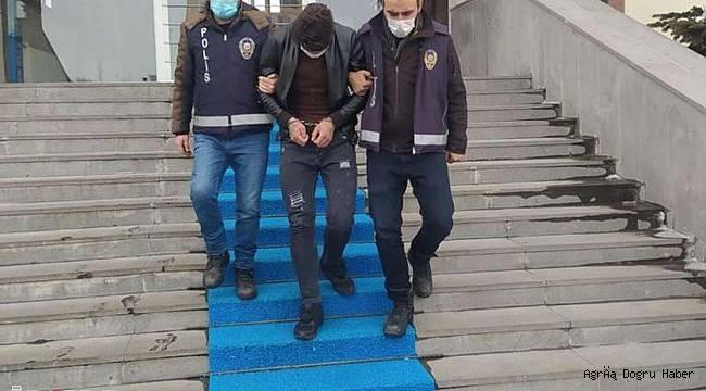 49 suçtan aranan zanlı yakalandı