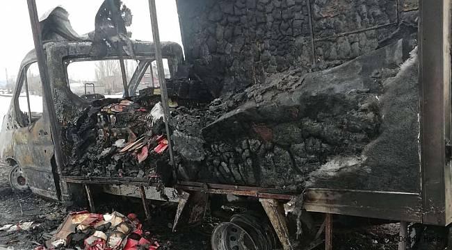 Ağrı'da HDP'li yönetici 2 aracı kundaklama suçundan tutuklandı