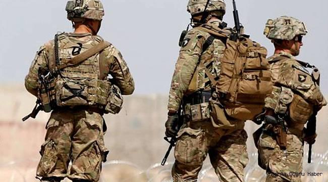Irak'ta ABD askerlerinin bulunduğu üsse roketli saldırı: 3 yaralı