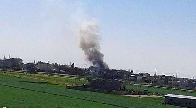 Diyadin'de mayın patladı: 1 ölü, 3 yaralı