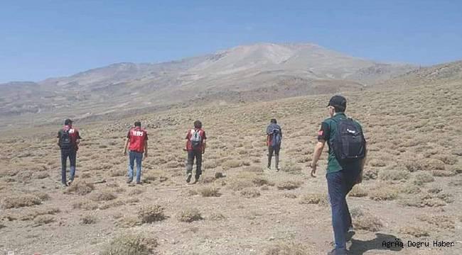 Süphan Dağı'na tırmanan Ukraynalı turist kayboldu