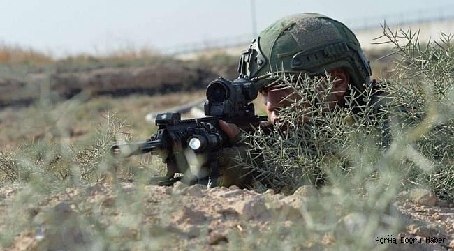 11 PKK/YPG'li öldürüldü