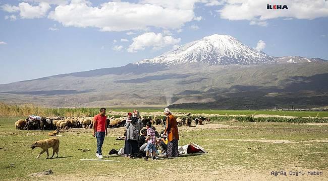 Ağrı Dağı'nın (Ararat) kültür tarihi açısından önemi