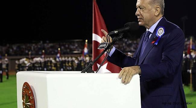 """Cumhurbaşkanı Erdoğan: """"Türkiye dünyada en hızlı büyüyen ikinci ekonomi oldu"""""""