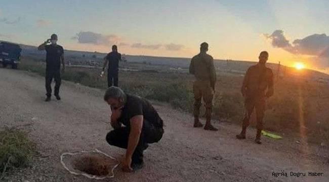 Filistinli esirler tutuklandığı hapishaneden kaçtı