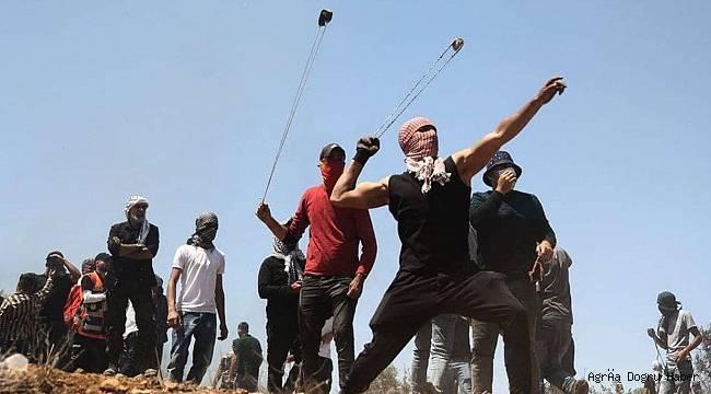 siyonist işgal rejimi saldırılarına devam ediyor