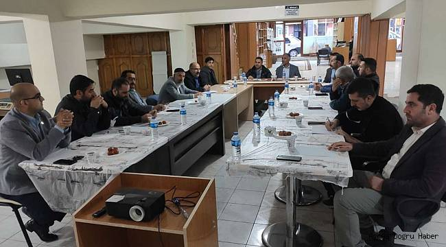 Ağrı'da Eylül ayı STK toplantısı gerçekleştirildi