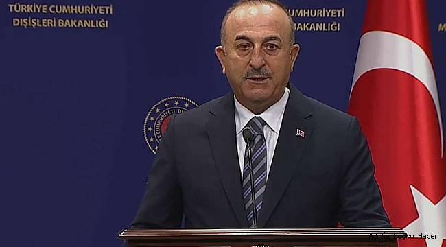 Bakan Çavuşoğlu: Suriye'deki saldırılarda Rusya ve ABD'nin sorumluluğu var