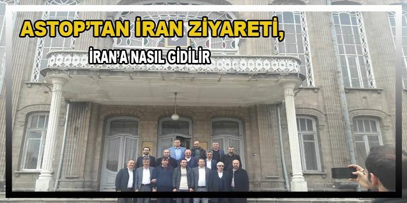 ASTOP heyetinin İran gözlemleri